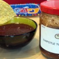 I had a graduation party here at the house for my daughter a few days ago.  That gave me a chance to bust out this new salsa from Tia Felia...