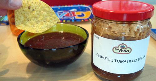 Tia Felia Chipotle Tomatillo Salsa