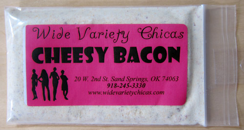 Wide Variety Chicas Cheesy Bacon Dip