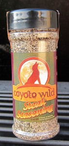 Coyote Wild Seasoning