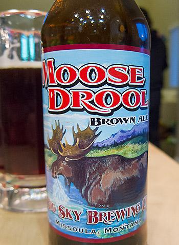 Moose Drool Brown Ale