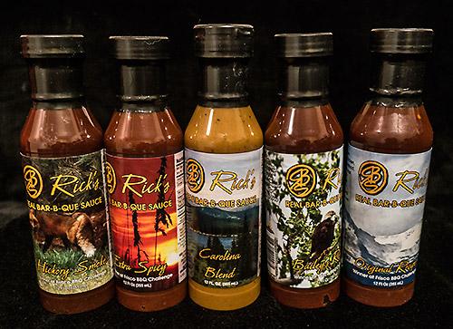 Rick's Real BBQ Sauce