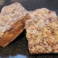 Bell Stone Toffee sent in some really tasty toffee in for review. I sampled their milk, dark and white chocolate toffee and it is amazing. Soft, Buttery Crunch! Normally you […]