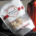 This snack, Granny Carol's Yummie Crunch, was so good that I nearly ate myself into the hospital. Seriously… Though they don't look like I'd like them because of the peanuts, […]