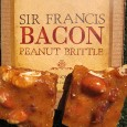 Combining a smoky artisan bacon taste with the salt of USA peanuts and the sugar of brittle didn't sound too good to me. But after gobbling down my Sir Francis […]
