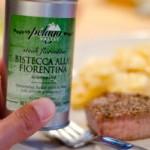Pelago Valley Steak Florentine