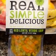 Yesterday for dinner I had the pleasure of chomping on Cook!'s Real Simple Delicious Red Lentil Veggie Soup. Let's take a look at Cook! and the chompalicious soup. About Cook! […]