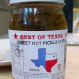 Tonight's menu, cheddar cheese hamburgers. What better way to top them off with some sweet hot pickles? What a great combo. * Best of Texas * makes very tasty […]