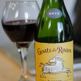 Enjoyed a new (to me) wine the other day called Goats Do Roam. I'll be roaming back to buy more soon…