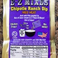 I love ranch dip and I love chipotle. Sounds like a match made in heaven, right. Well… IT IS! I've just devoured a whole batch of E-Z Mixes Chipotle Ranch […]