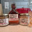 Vermont is famous for it's maple. A great provider of maple products from Vermont is April's Maple. I've been really enjoying the pure maple syrup.  Just had some on some […]
